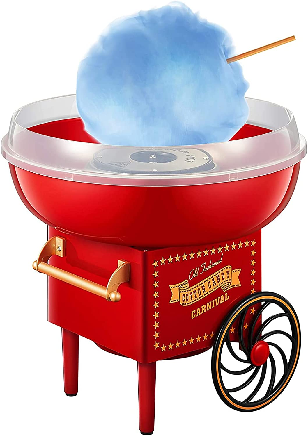 WLL-DP Mini Cotton Candy Machine Credence H Max 89% OFF for Maker Kids