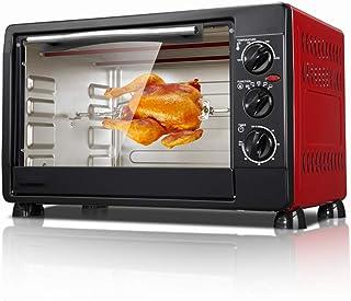 Oven Horno Tostador De 30L Mini Horno Completamente Automático Horno De 60 Minutos Temporización 0-250 ° C Control De Temperatura La Pizza Se Puede Hornear