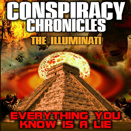 Conspiracy Chronicles audiobook cover art