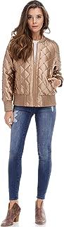 Golden Girl Bomber Jacket