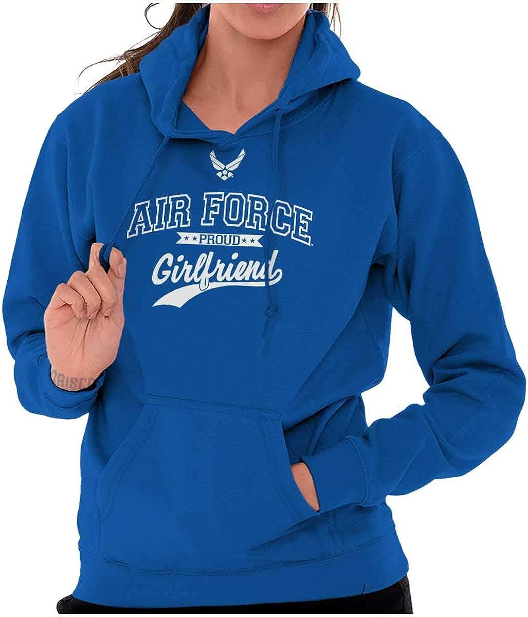 Official USAF Air Force San Francisco Mall Oklahoma City Mall Girlfriend Pride Women Sweatshirt Hoodie