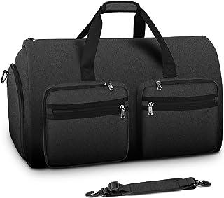 Travel Luggage Duffle Bag Lightweight Portable Handbag Fire Skulls Print Large Capacity Waterproof Foldable Storage Tote
