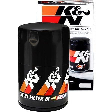 K&N Filtro de aceite de alta calidad: diseñado para proteger tu motor: se adapta a modelos de vehículos seleccionados de VOLKSWAGEN/TOYOTA/AUDI/FORD (ver descripción del producto para la lista completa de vehículos compatibles), PS-2005, Multi