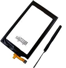 Powerforlaptop Tablet Battery + Repair Tools for Motorola Droid Turbo Droid Turbo LTE XT1254 Motorola E XT1021 XT830C XT1025 Motorola Moto Maxx, Moto Turbo EQ40 EQ-40 SNN5949A