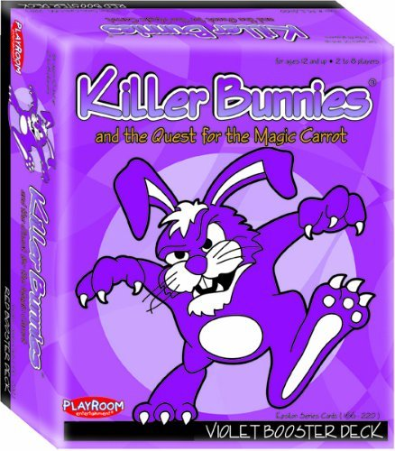 Find Bargain Killer Bunnies Violet Booster