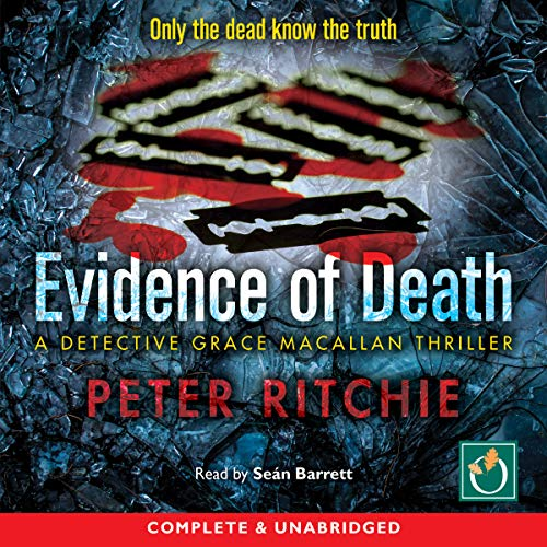 Evidence of Death audiobook cover art