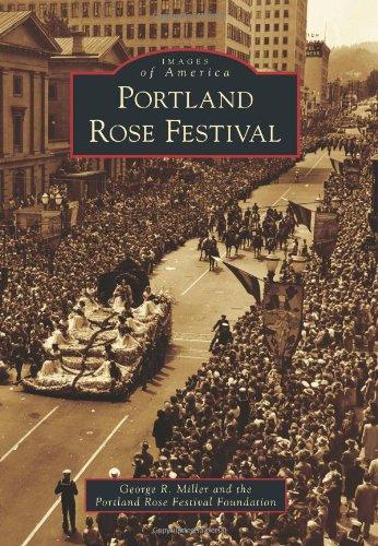Portland Rose Festival (Images of America)