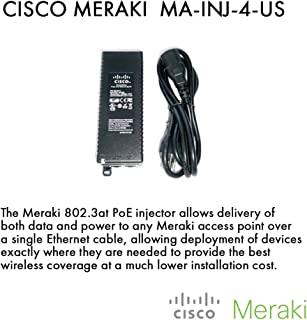 Best meraki power injectors Reviews