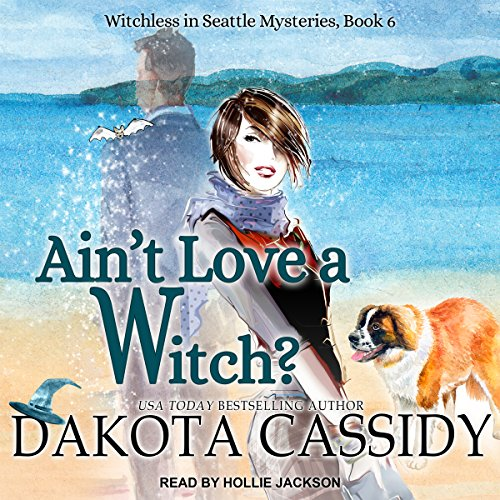 Ain't Love a Witch? audiobook cover art