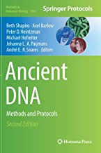 Ancient DNA: Methods and Protocols (Methods in Molecular Biology)