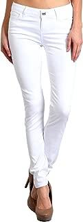 Women's Mid Rise Colored Skinny Pants CJ21038Z35