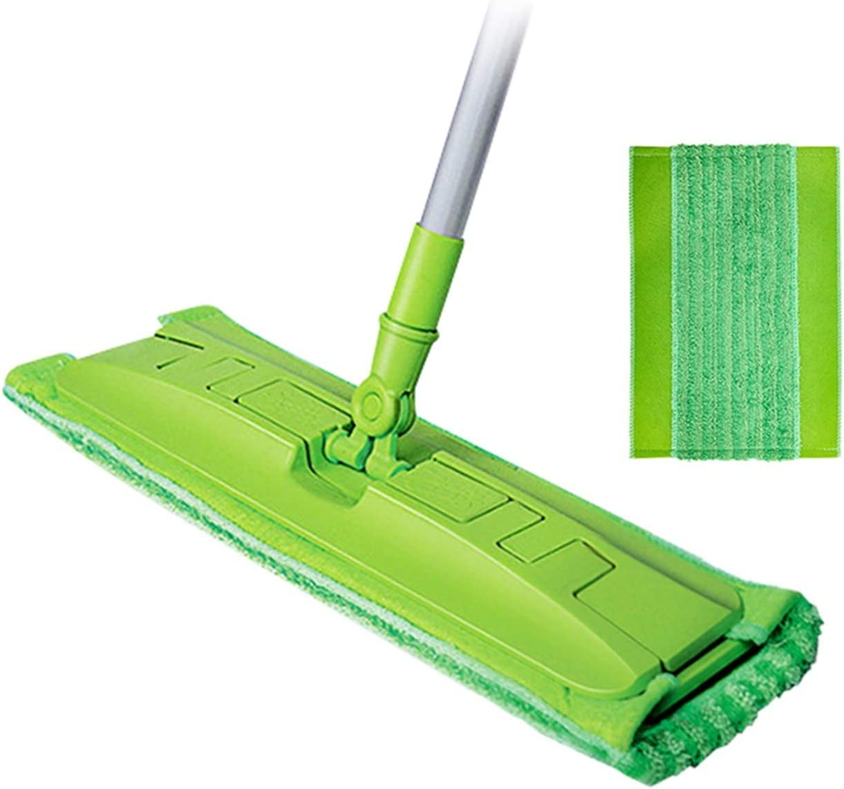Mop Reusable Washable Superfine Fiber New product! New type Long-awaited Cloth Wind Floor Cleaning