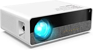"""ELEPHAS Projector Q9 Native 1080P HD Video Projector Support 2K, 6800 Lumens up to 300"""" Image Display Ideal for PPT Busine..."""