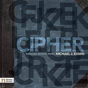 Michael J. Evans: Cipher