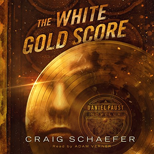 The White Gold Score audiobook cover art