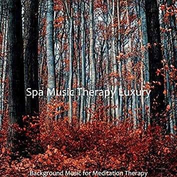 Background Music for Meditation Therapy