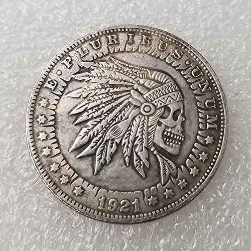Pi/èce de Monnaie en Nickel Hobo Dollar am/éricain Old Morgan Dollar BestShop 1893 Collection de pi/èces YunBest Morgan Silver Dollars