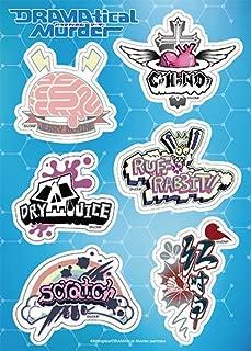 Dramatical Murder Sticker Logo Set Toys Anime Licensed ge55550