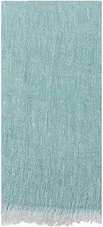 [ラプアンカンクリ]Lapuan Kankurit HALAUS リネンスカーフ 70x200 turquoise [並行輸入品]
