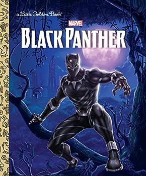 Black Panther Little Golden Book  Marvel  Black Panther