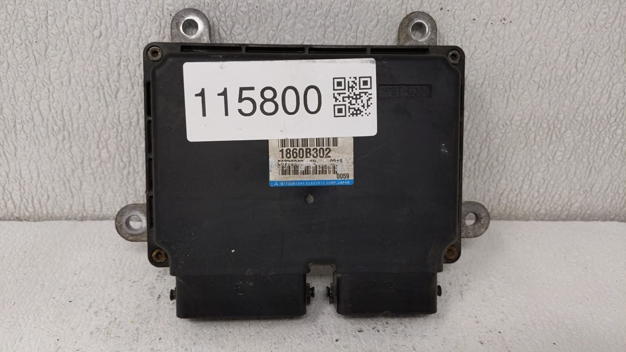 OEMUSEDAUTOPARTS1.COM-Engine Manufacturer direct delivery Computer Control Module 1860B638 Under blast sales is