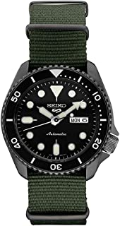 Seiko SRPD91 Seiko 5 Sports Men's Watch Green 42.5mm Stainless Steel