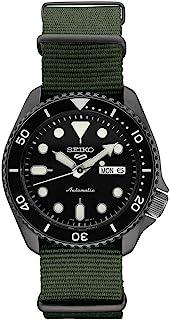 Seiko SRPD91 Seiko 5 Sports Men's Watch Green 42.5mm Stainless Steel