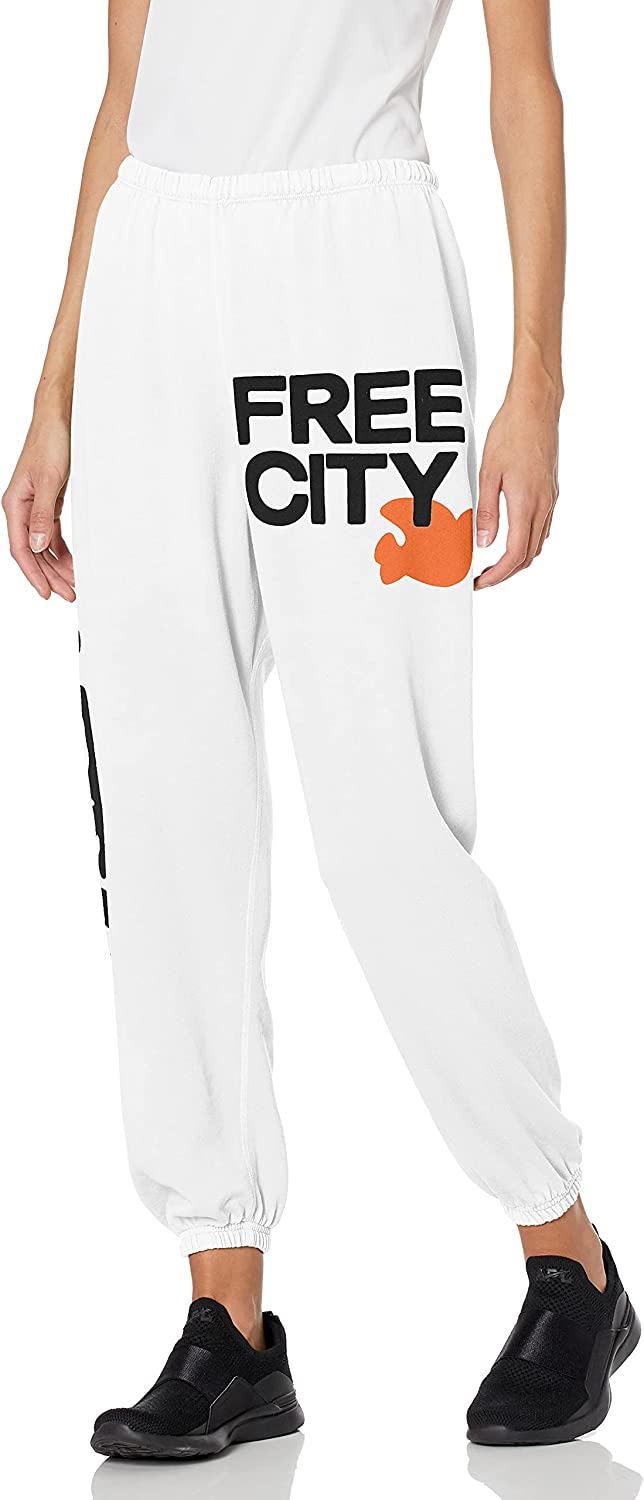 FREECITY Women's A surprise price is realized Max 75% OFF Sweatpants