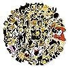 ベンディ・アンド・ジ・インク・マシン Bendy and the Ink Machine インクベンディ ジョーイ・ドリュー・スタジオ ヘンリー・スタイン ゲーム ステッカー50枚