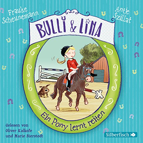 Ein Pony lernt reiten audiobook cover art