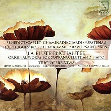 La flûte enchantée (Arr. for Soprano, Flute and Piano)