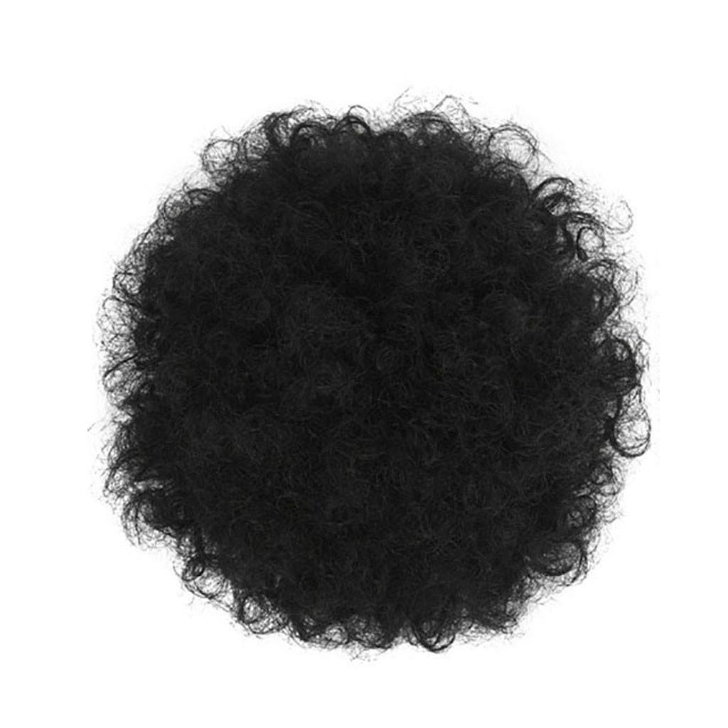 Goddesslili Import Afro Wig Wigs for Women Ladies Daily bargain sale Black Synthetic Girls