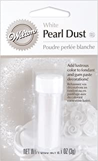 Wilton Pearl Dust, White-0.05 Ounce (1,4g)