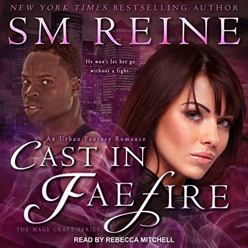 Cast in Faefire cover art