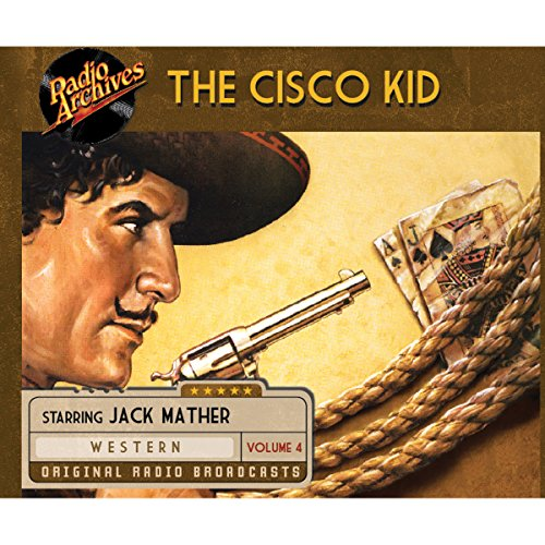 Couverture de Cisco Kid, Volume 4