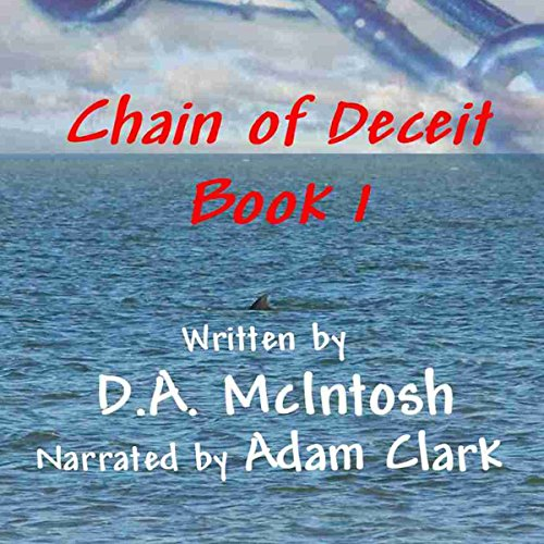 Chain of Deceit audiobook cover art