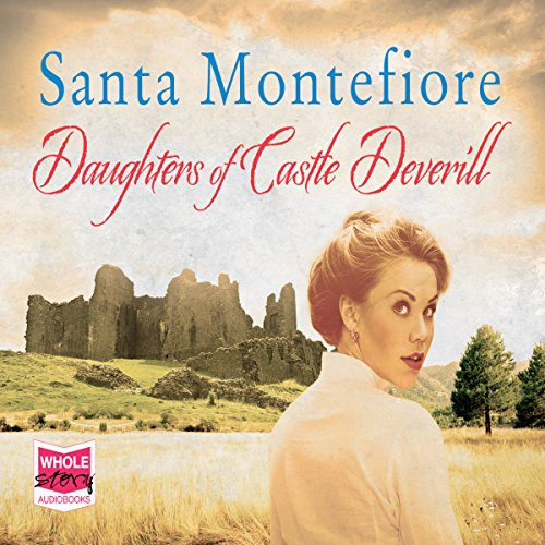 Daughters of Castle Deverill audiobook cover art