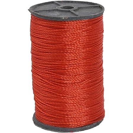 PROGARMENTS 300m Builders Line Builders Line String for Construction Pro Nylon Line String Line Red