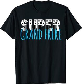 Super Grand Frère, Annonce Drôle Garçon T-Shirt