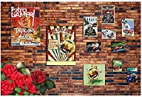 新しい7x5ft映画のポスター写真の背景サロンの赤レンガの壁家のインテリアライフコレクション個人の肖像画のシーンの背景アート写真ビデオスタジオProps003