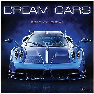 2020 Dream Cars Wall Calendar