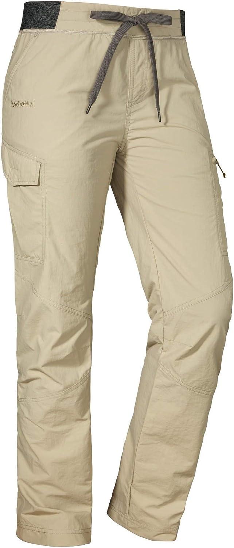 Schöffel Pants Minnesota2 - Pantalón sin acolchar. Mujer ...