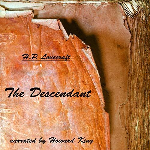 The Descendant audiobook cover art