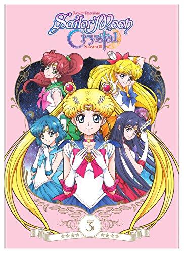 Sailor Moon Crystal: Season 3 Set 1 (2 Dvd) [Edizione: Stati Uniti]