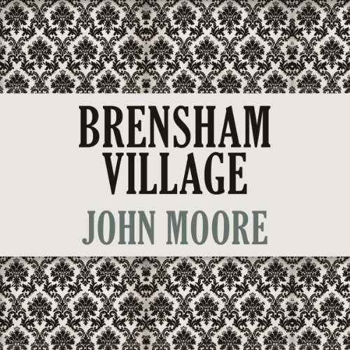 Brensham Village audiobook cover art