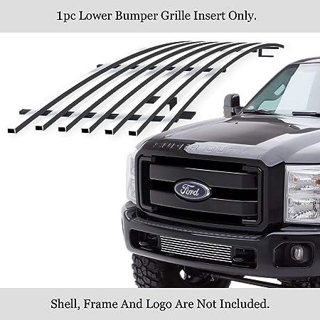 APS Premium Aluminum Black Horizontal Billet Grille Compatible ...