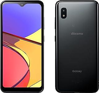 SIMフリー docomo Galaxy A21 SC-42A ブラック Black スマートフォン本体