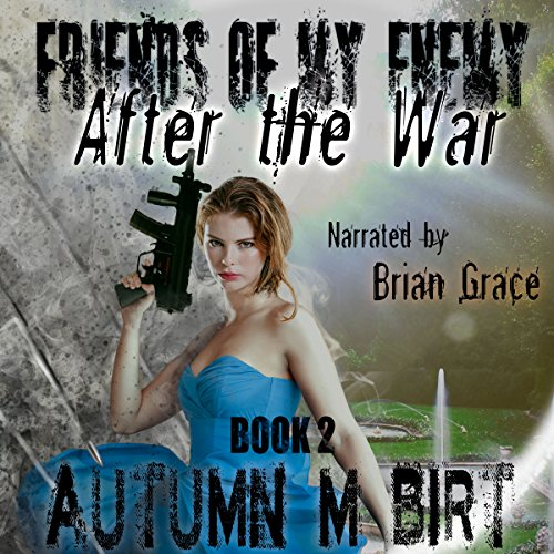 After the War audiobook cover art