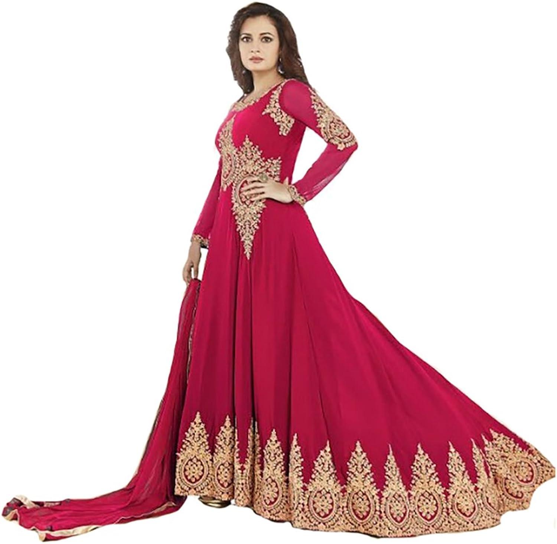 Bridal Anarkali Salwar Kameez Suit Dupatta Ceremony Collection