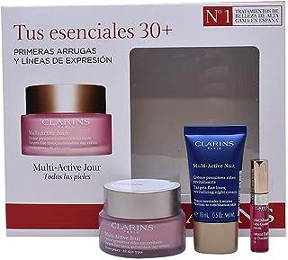 Amazon.es: Clarins - Sets y juegos para el cuidado de la piel / Cuidado de la piel: Belleza